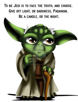 Yoda Chibi