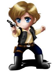 Han Solo Chibi