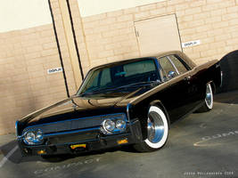 '61 Continental by wbmj-photo