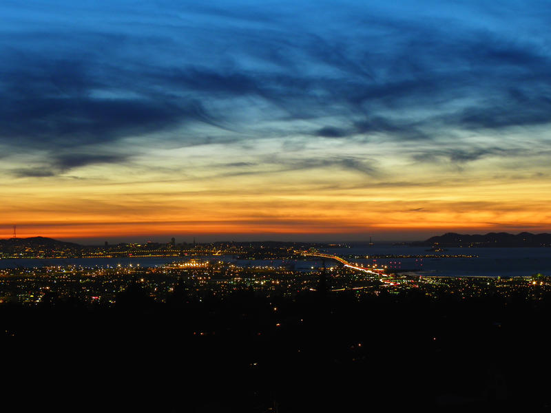 Bay Area Sunset by wbmj-photo