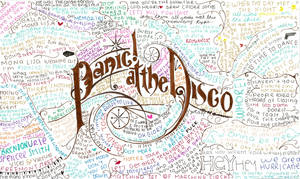 Panic. at the Disco by Shaahdow
