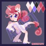 unicorn pony ADOPT AUCTION CLOSED by meowcephei