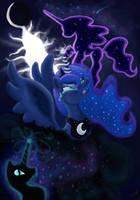 Lunar Nightmare by Arceusfish