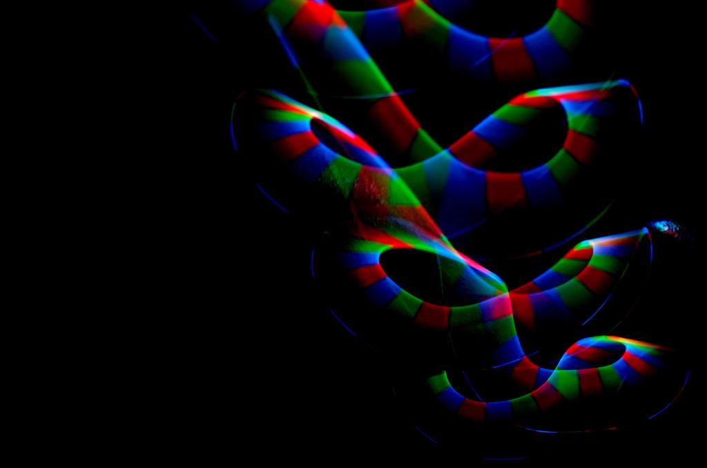 Beware the rainbow snake by murkin
