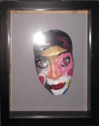 'Japanese Aelita' mask (created 2008)