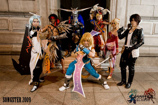 Dissidia Nocturnal