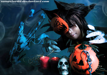 Sora's Halloween by songster69