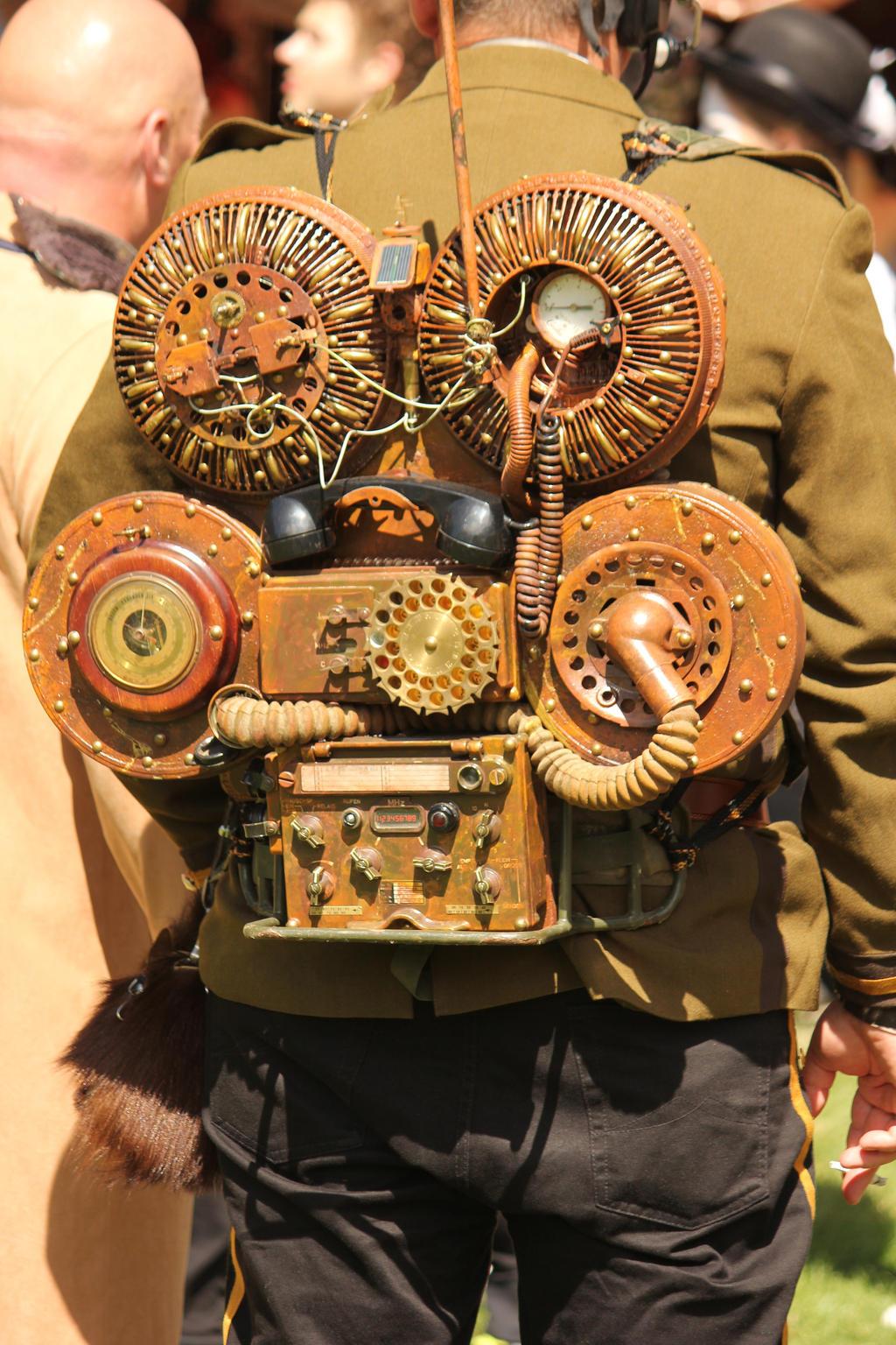 Steampunk device
