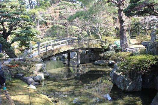 Kyoto Imperial Garden