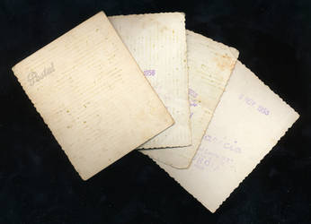 Old Papers by paulosanlazaro