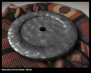 Solar Disc - Indy 4 by paulosanlazaro