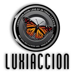 Luxiaccion logo by paulosanlazaro