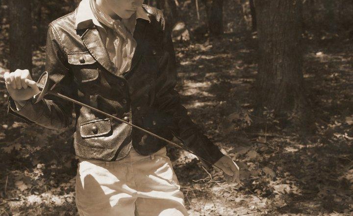 Fencing by TheOnlyBandGeek99