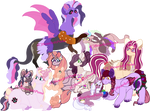 Welcome to the family: TwiShy Family! by ScarlettPone