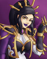 Li Ming- Heroes of the Storm by Razillon