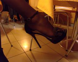 aww)) so sexy shoes by Malinka-N