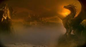 Dragon Photo Manipulation