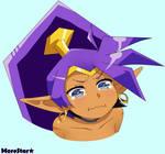 Shantae x Aqua