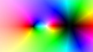 Rainbow Orbit 1 by B-JacobDawson