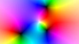Rainbow Orbit 2 by B-JacobDawson