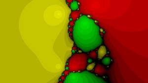 Fractal Orbit 1 by B-JacobDawson