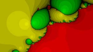 Fractal Orbit 2 by B-JacobDawson