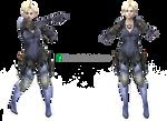 [MMD] RE5 Jill Valentine Battlesuit