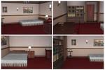 MMD Play Club Bedroom