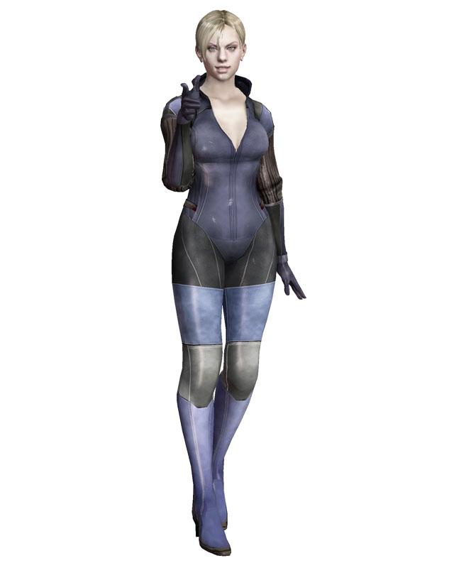 Mmd Re5 Jill Valentine Battlesuit Nogear By Arisumatio On