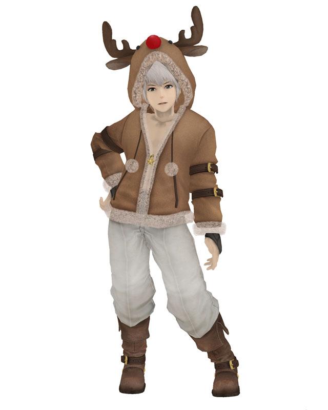 [MMD] SSB4 Robin Xmas Outfit by arisumatio on DeviantArt