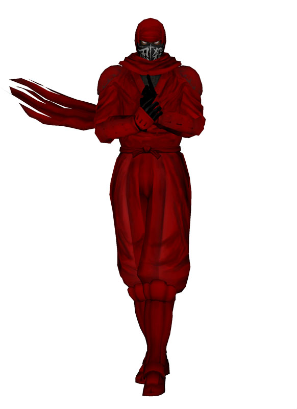 [MMD] Ninja Slayer by arisumatio