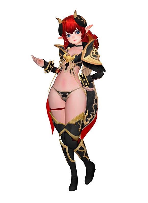 Marie Rose costume 43 MMD MODEL DL by MaYuChuan on DeviantArt