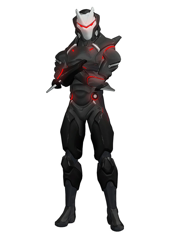 Mmd Fortnite Omega Armor By Arisumatio On Deviantart