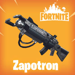 [MMD] Fortnite - Zapotron by arisumatio