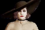 [MMD] RE8 - Lady Dimitrescu Render Test