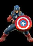 [MMD] Fortnite - Captain America