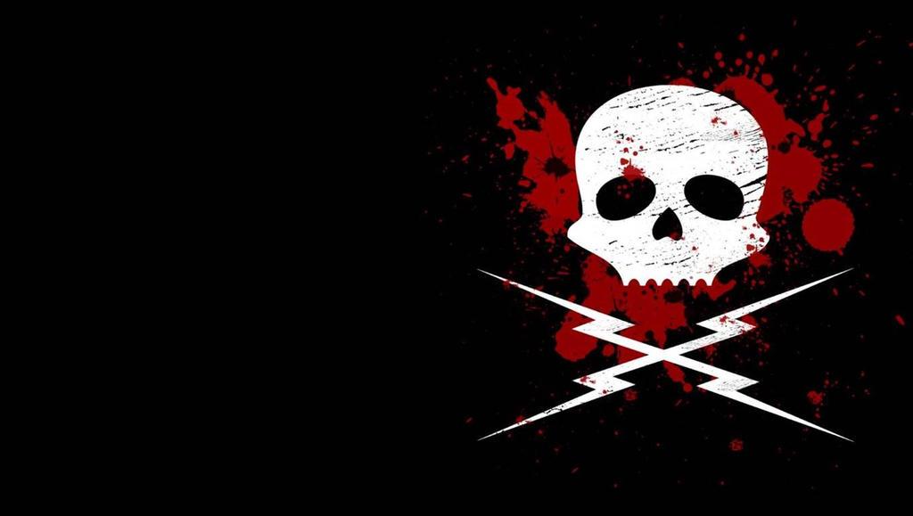 wallpaper, death proof skullrefdeth on deviantart