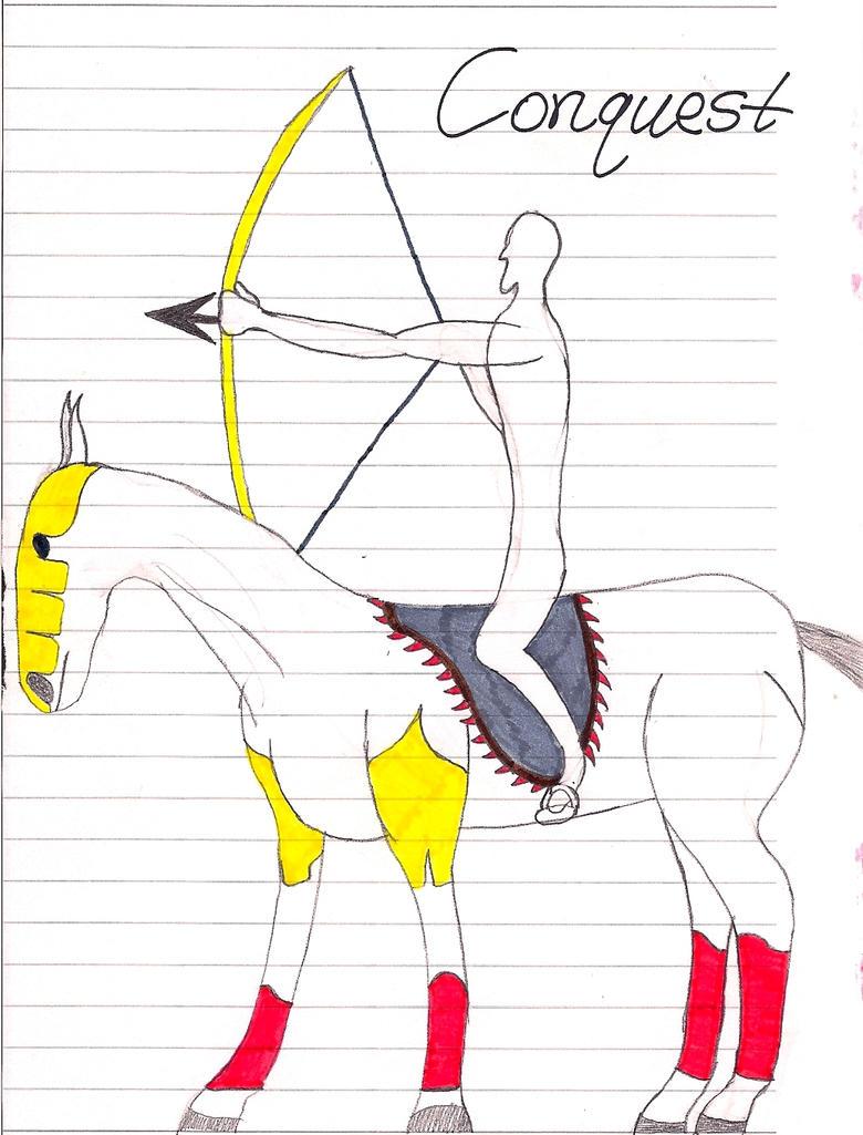 Horseman Conquest by warnett