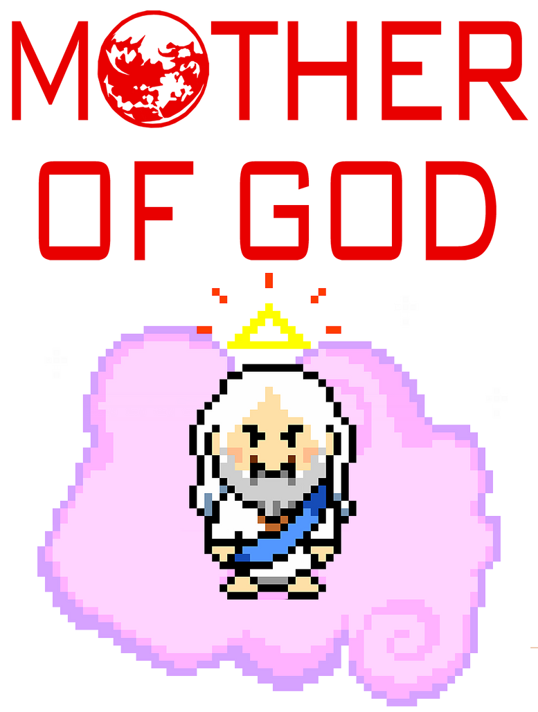 MOTHER of GOD by ebizo77