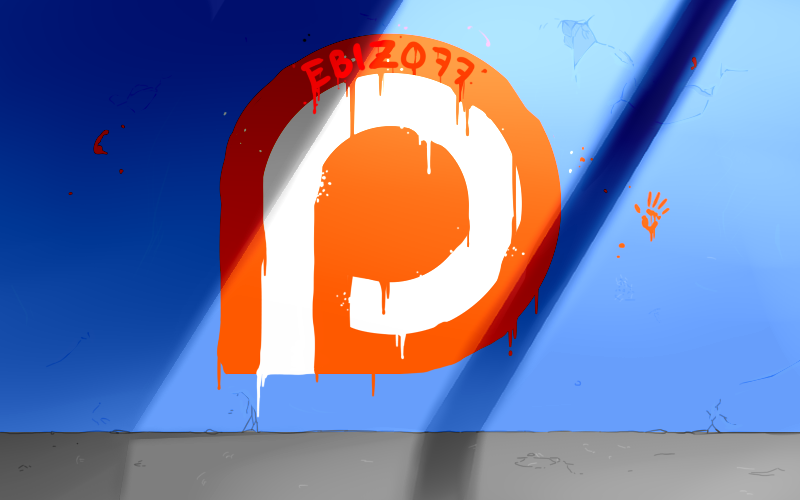 I'm on Patreon by Ebizo77