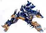 Metaldobermon