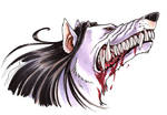 Inugami from Gantz