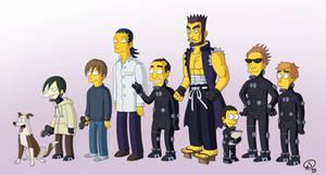 Simpsons gantzer unfinished