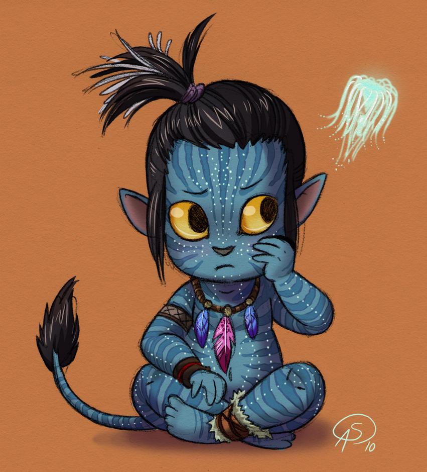 Avatar 2 2014 Movie: Na'vi Child By GantzAistar On DeviantArt
