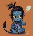 Na'vi Child