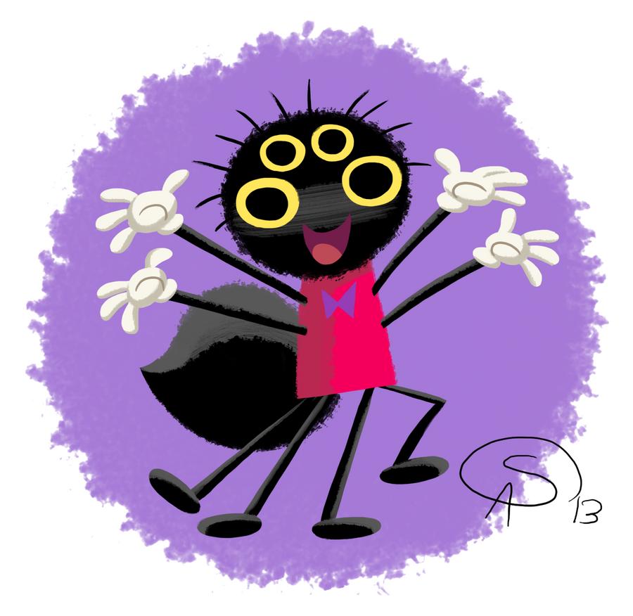 little spider by GantzAistar