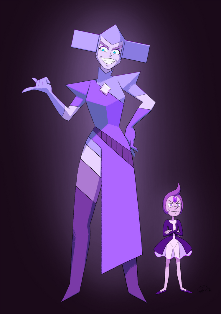 tumblr xxi purple tagged diamond luv gemsona for applesxx commission