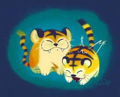 Electyger and Tigrette