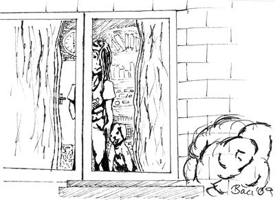 Storyboard 2: Urban Legend by Buci01