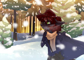 Winter time by LindenLapot